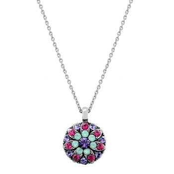 348803-Mariana Multi-Color Angel Necklace
