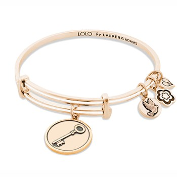 346184-Lauren G Adams LOLO Key Bangle