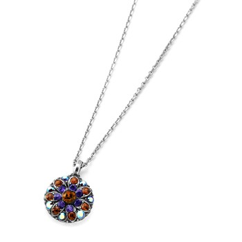 348794-Mariana Multi-Color Angel Necklace