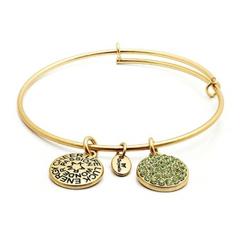 Chrysalis AUGUST Crystal Bangle ONLY 1 LEFT!