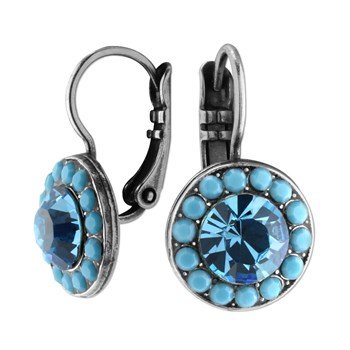 347940-Mariana Sparkling Blue Earrings