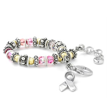Elisa Ilana Breast Cancer Awareness Bracelet
