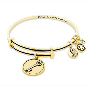346216-Lauren G Adams LOLO Key Bangle