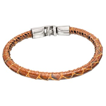 Uno de 50 Pythoness Tan Bracelet RETIRED ONLY 2 LEFT!