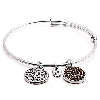 Chrysalis JANUARY Crystal Bangle ONLY 3 LEFT!