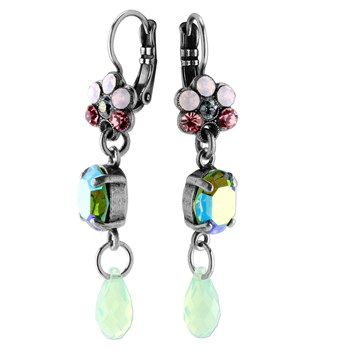 655-02878-Mariana Multi-Color Glamourous Earrings