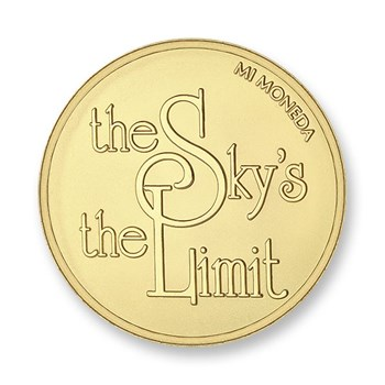 Mi Moneda Sky & Stronger Large Disc ONLY 1 LEFT!