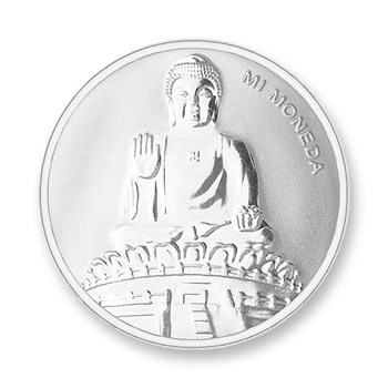 Mi Moneda Buddha Disc ONLY 3 LEFT!