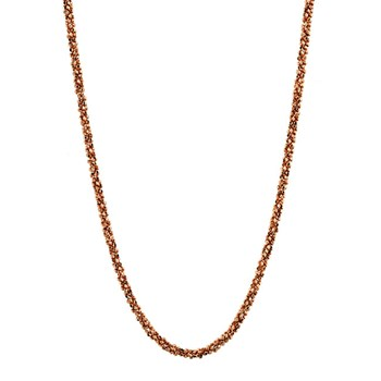 Mi Moneda Destello Rose Gold-Plated Necklace  ONLY 1 LEFT