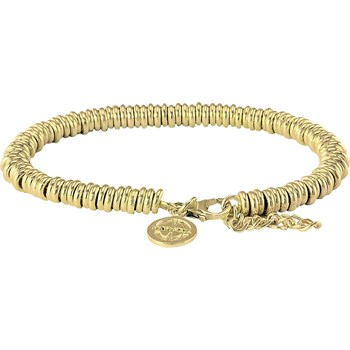Mi Moneda Gold-Plated Bracelet Elegante ONLY 1 LEFT!