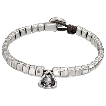 UNO de 50 All Stars Grey Bracelet