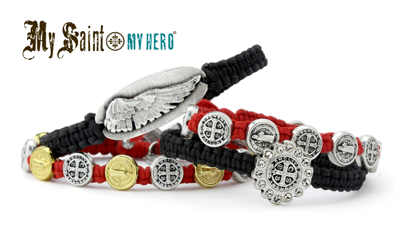 My Saint My Hero Bracelets