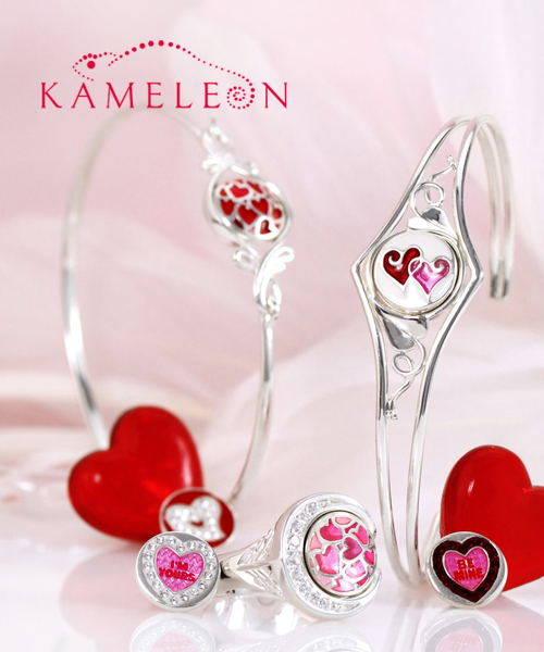 Kameleon Jewelry and JewelPops