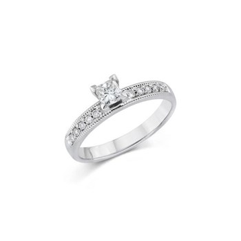 345516-Camelot Bridal Kayla Diamond Ring