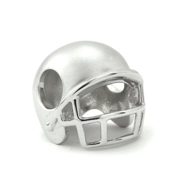 Football Helmet Bead
