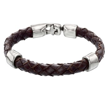 UNO de 50 Grappa Brown Bracelet