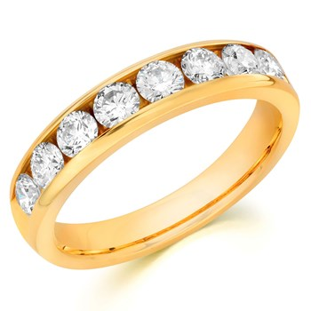345702-Camelot Bridal Joy Diamond Anniversary Ring