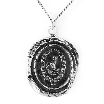 347875-Pyrrha Devoted Father Talisman Necklace