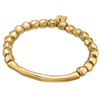 Uno de 50 Travesía (Journey) Gold Bracelet