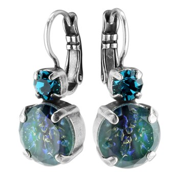 655-02662-Mariana Blue Earrings