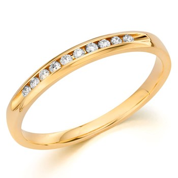 345694-Camelot Bridal Spring Diamond Anniversary Ring