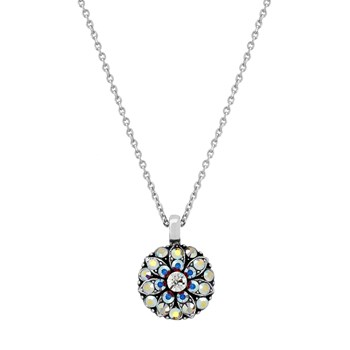 348807-Mariana Dazzling Iridescent Angel Necklace