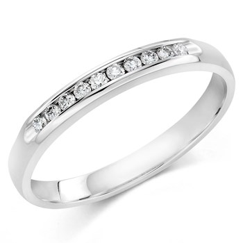345695-Camelot Bridal Spring Diamond Anniversary Ring