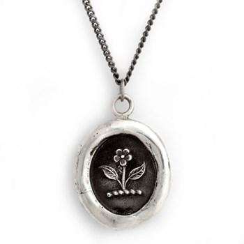 Pyrrha Beauty & Strength Talisman Necklace