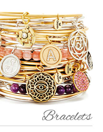 Designer Beads and Charms Bracelet Collection