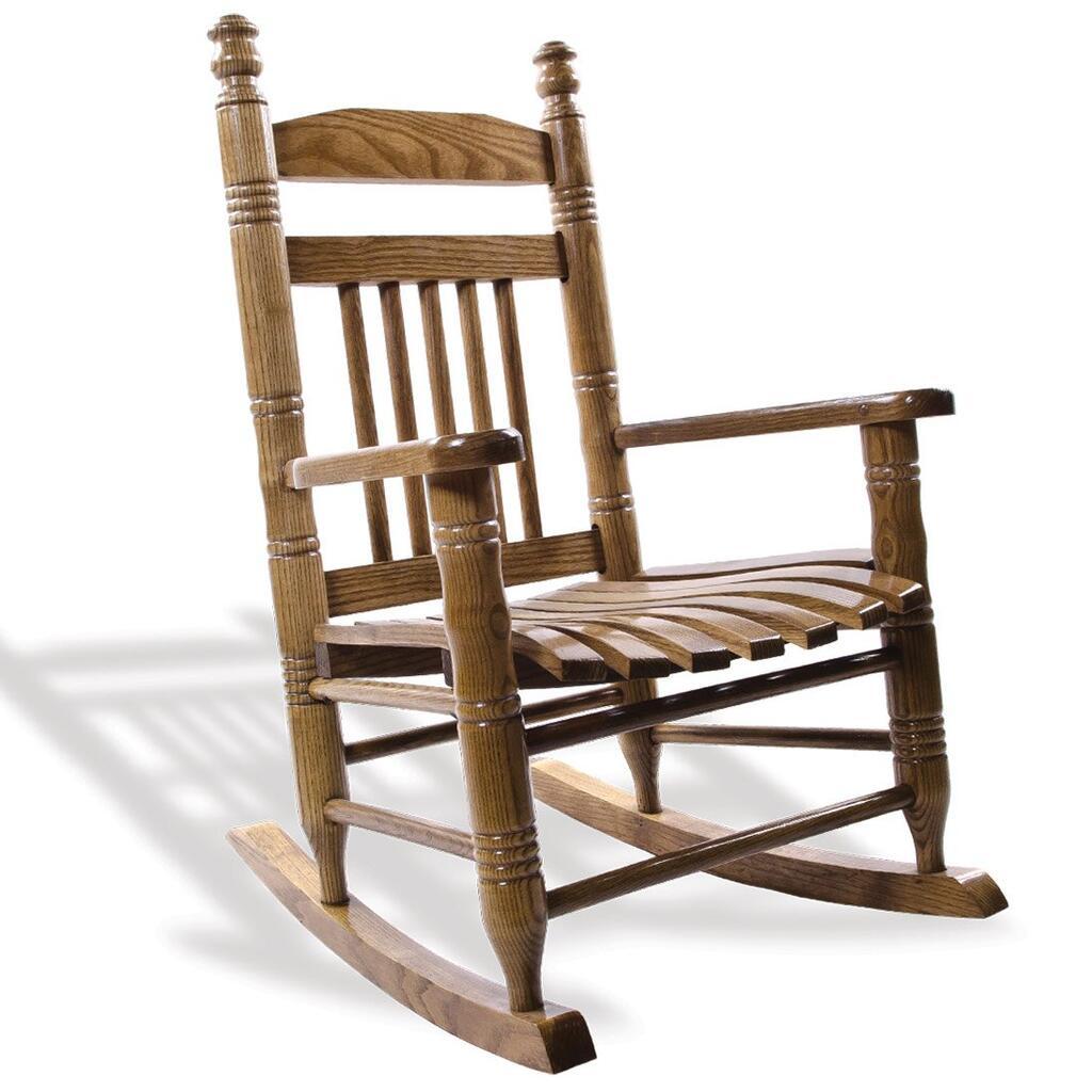 Wine barrel rocking chair - Wine Barrel Rocking Chair