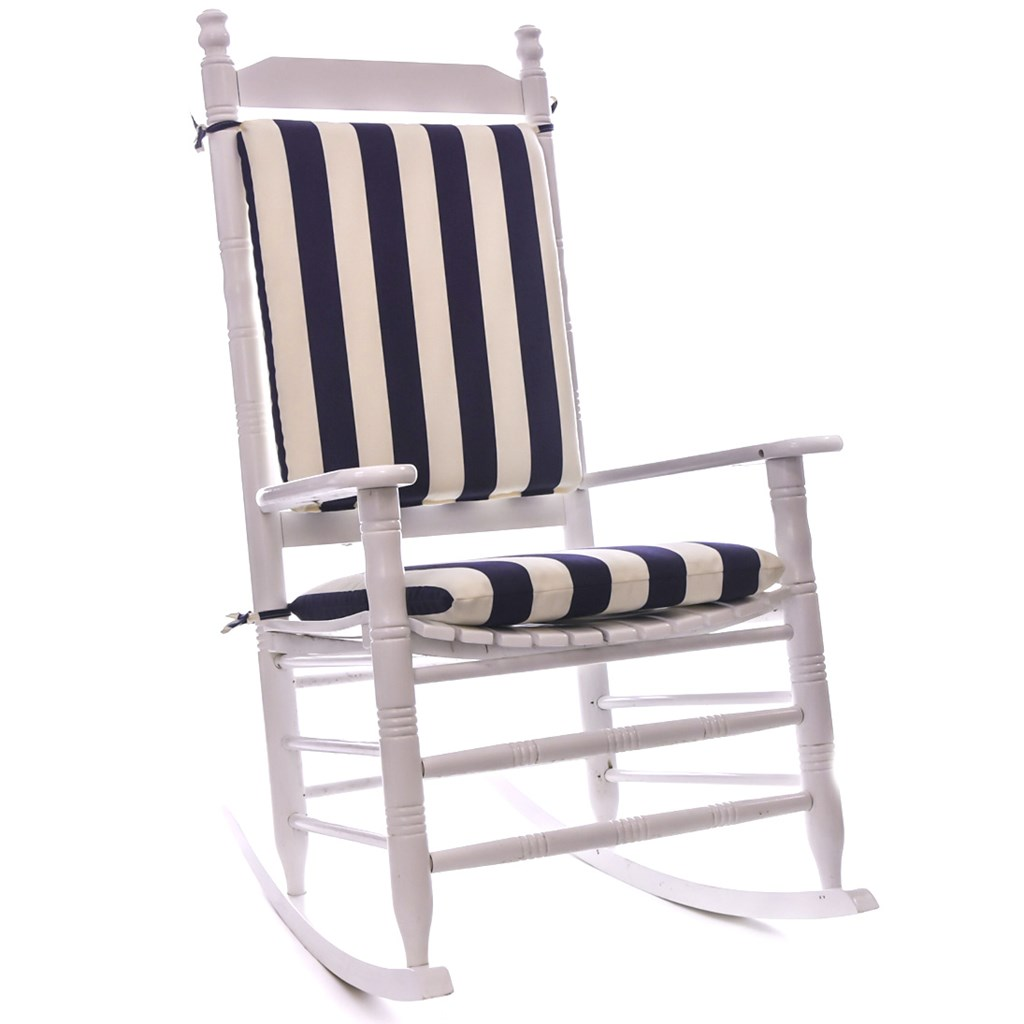 514658   Knife Edge Rocking Chair Cushion Set Home Furniture OutdoorOutdoor Rocking Chairs Cracker Barrel Inspirations   Home  . Rocking Chair Pads Outdoor. Home Design Ideas
