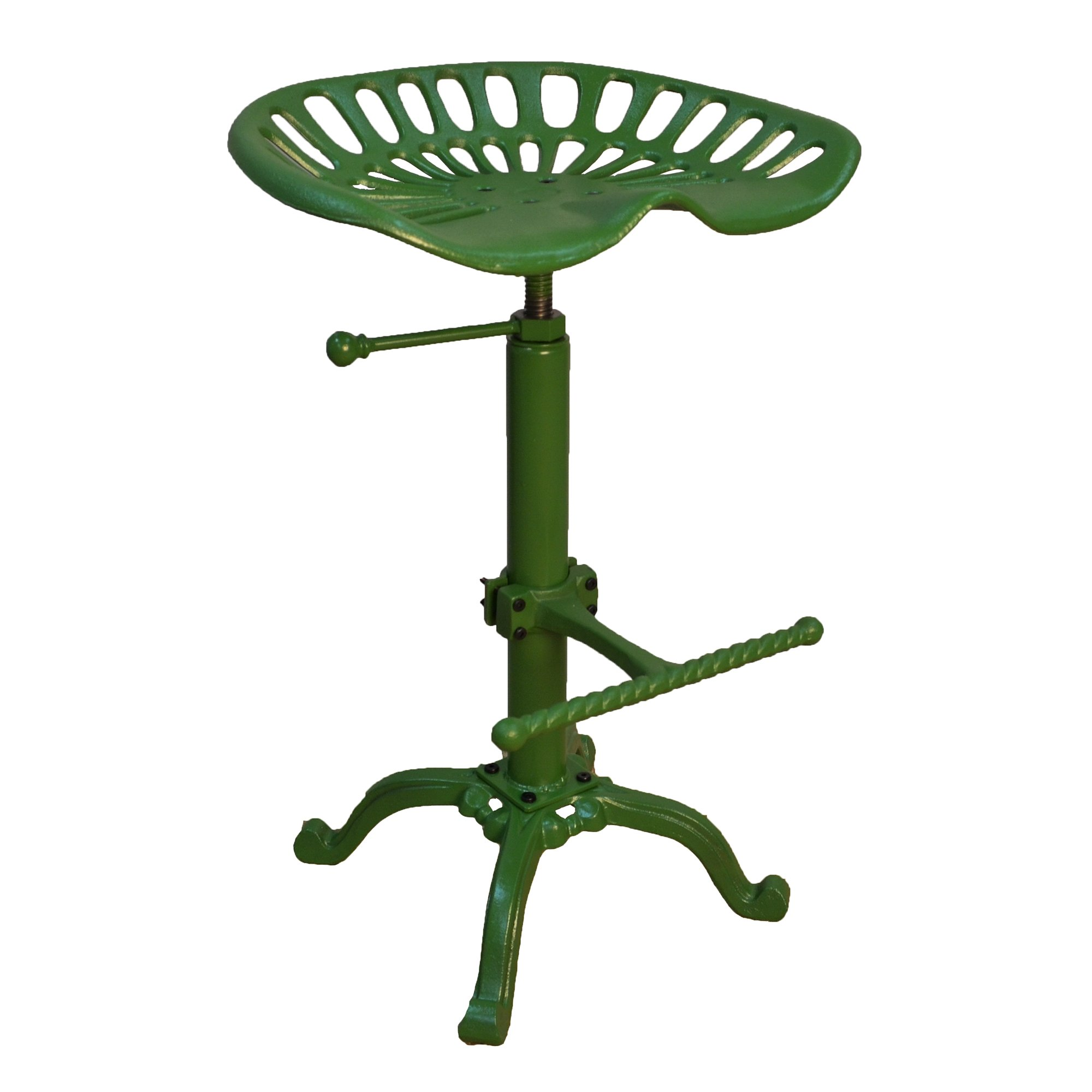 Vintage Tractor Seat Stool Home Furniture