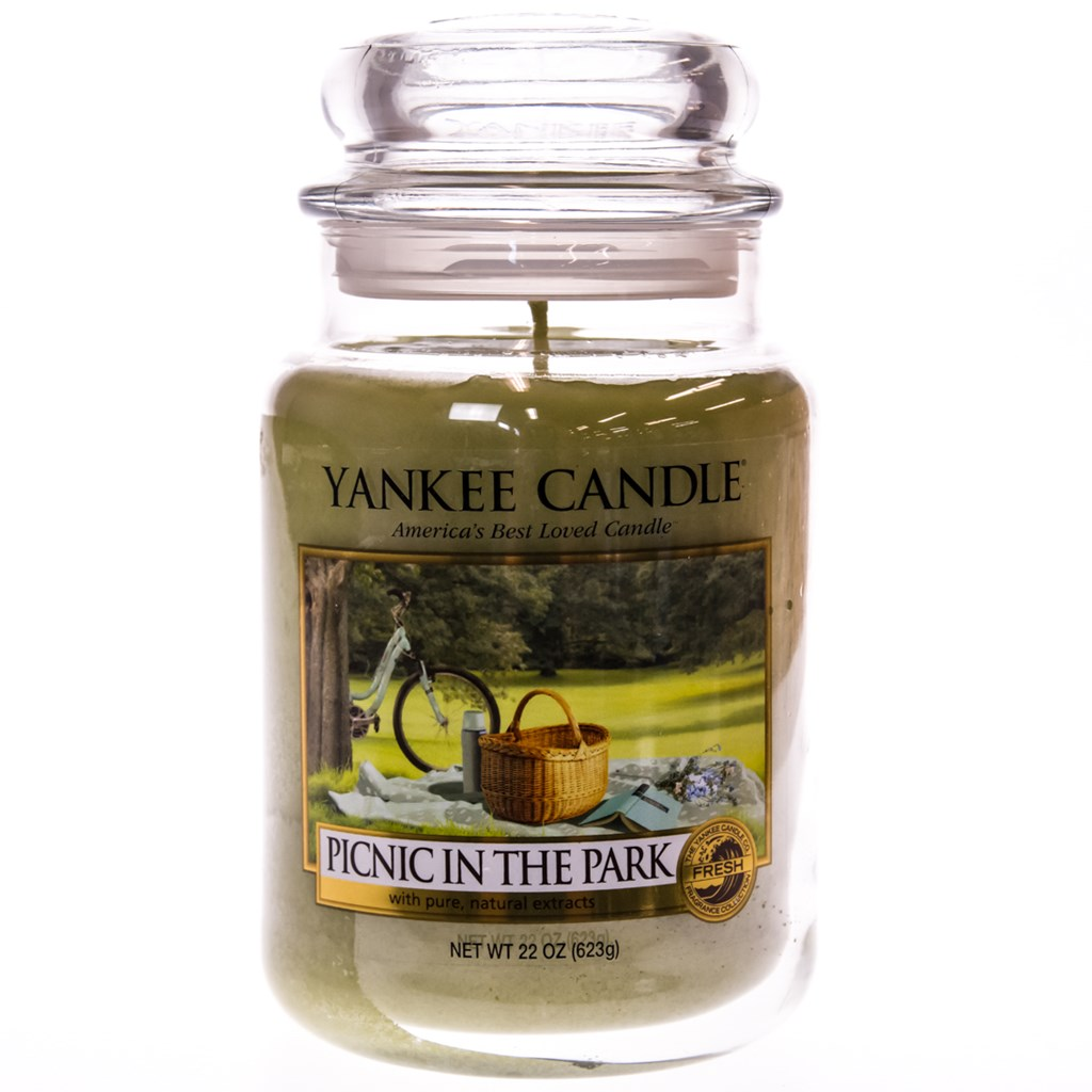 Yankee Candle Country Kitchen Yankee Candle Reg Picnic In The Park Large Jar Candle Home