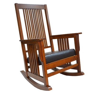 Jefferson Mission Rocking Chair. Rocking Chairs   Indoor Furniture   Home Furniture   Cracker