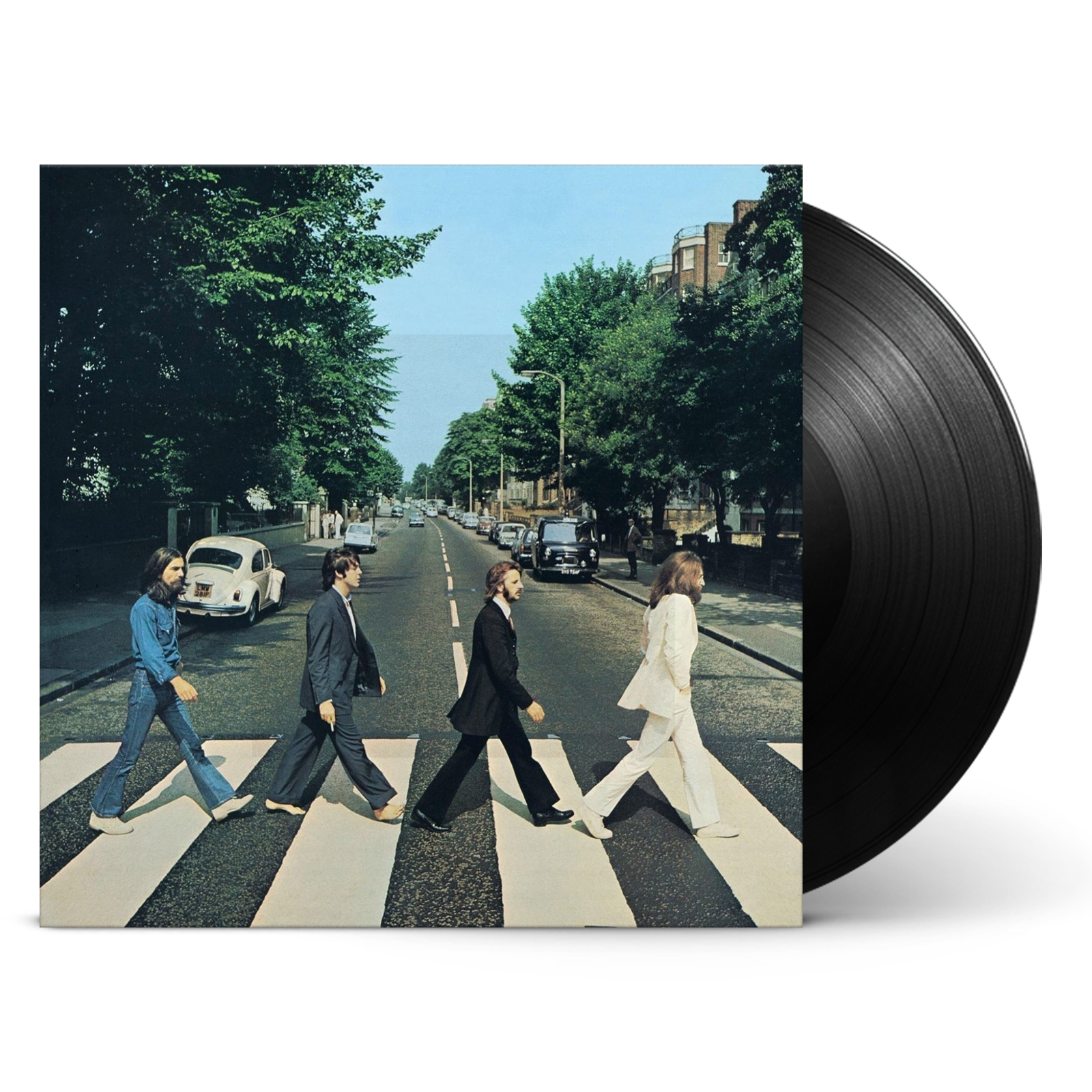Polythene pam she came in through the bathroom window - The Beatles Abbey Road Vinyl Collections Great Gifts Cracker Barrel Old Country Store