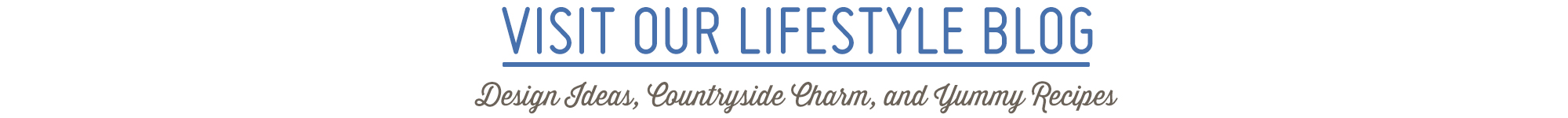Cracker Barrel Lifestyle Blog - banner 5
