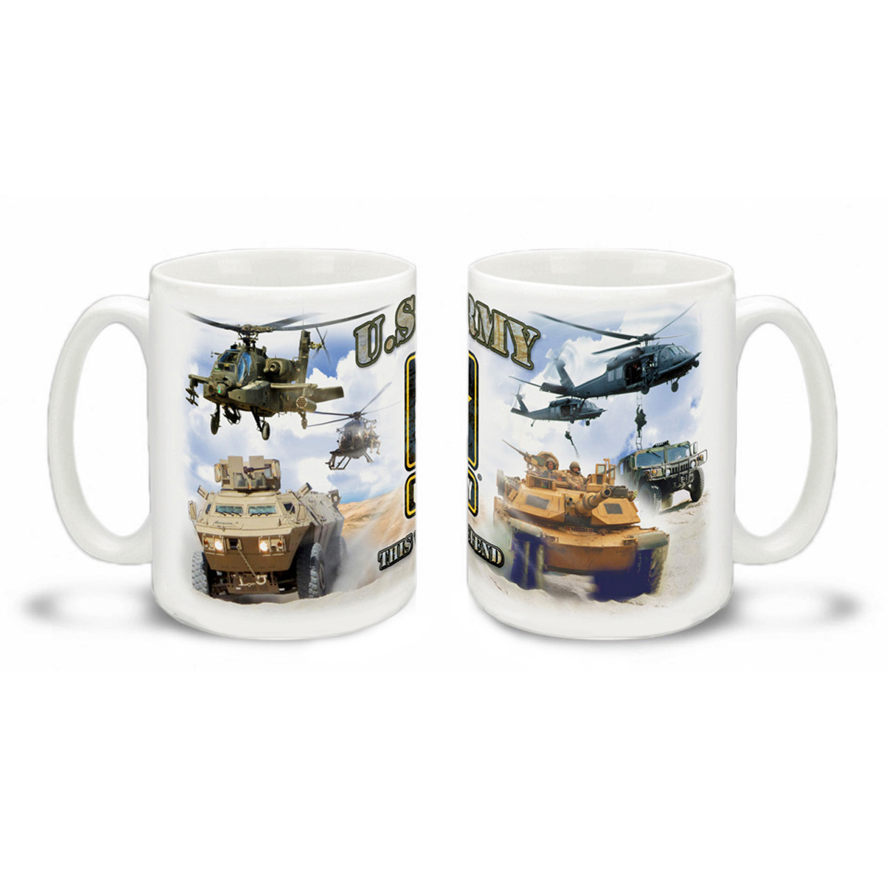 US Army Coffee Mug