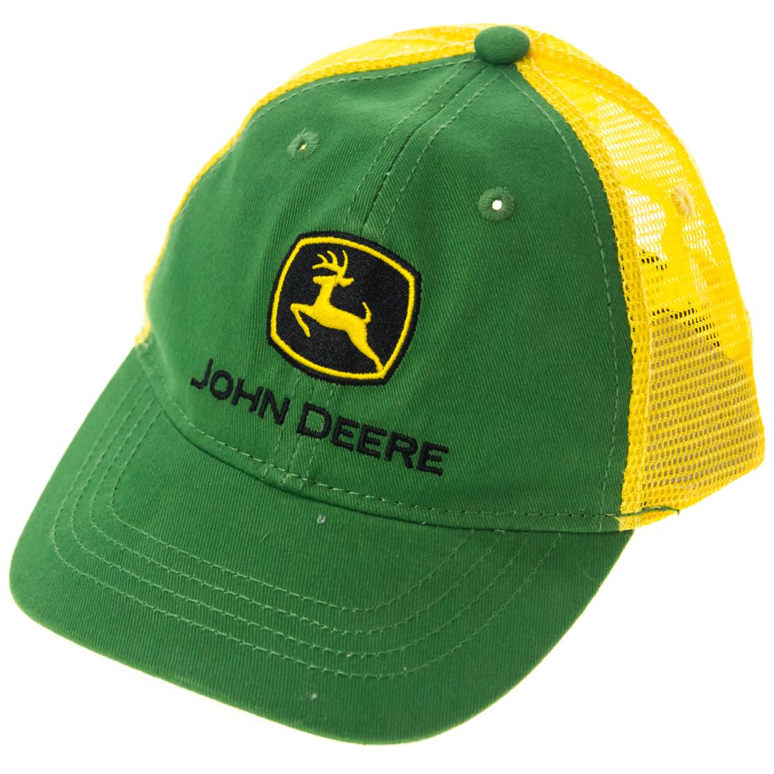 1e41b37c0b9a1 John Deere Trucker Hat