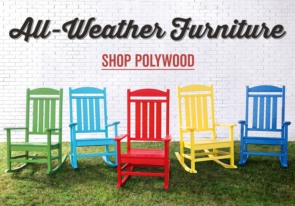 POLYWOOD All-Weather Outdoor Furniture