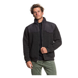 Quiksilver Men's Keller Mix Full Zip Winter Jacket