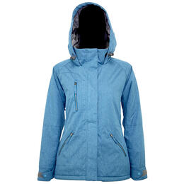Turbine Women's Glacier Jacket Blue