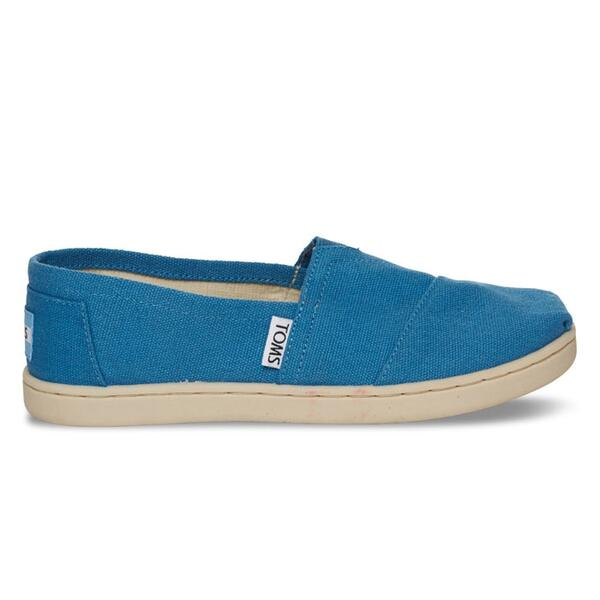 Toms Youth Classic Slip-on Casual Shoes