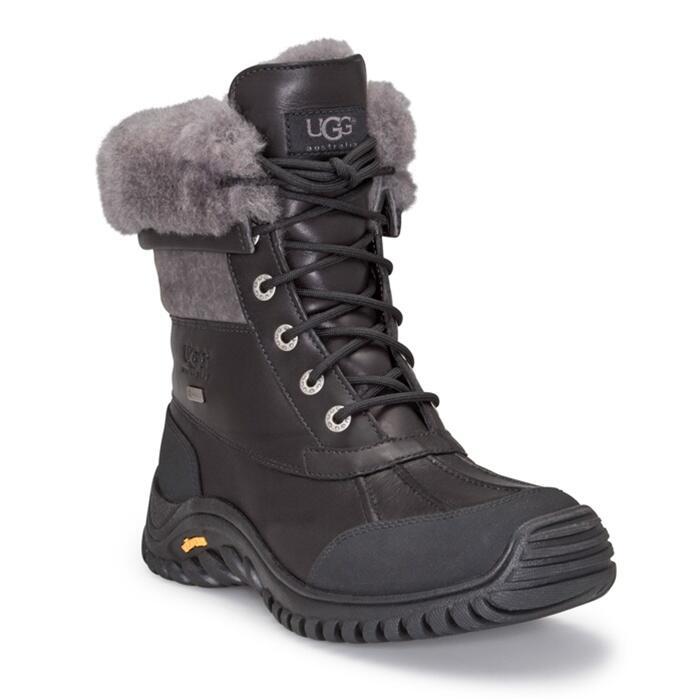 95bc2a90cbf UGG® Women's Adirondack II Leather Snow Boots