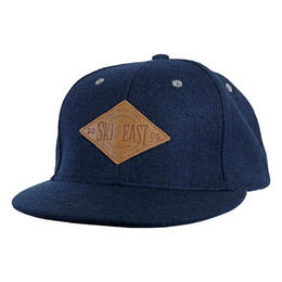 Ski The East Loyalty Flatbrim Snapback Hat