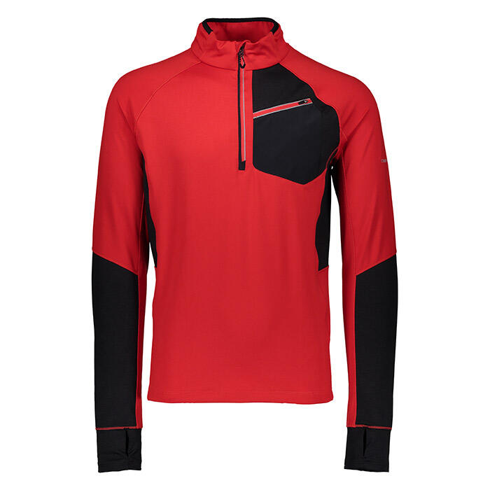 Obermeyer Men's Flex Quarter Zip Baselayer