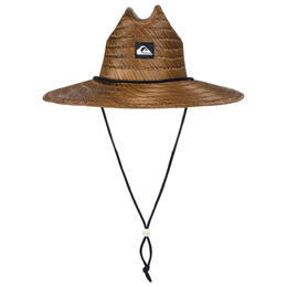 Quiksilver Men's Pierside Straw Lifeguard Hat