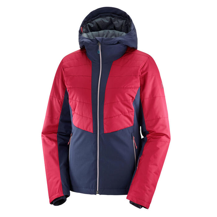Salomon Women's Stormfluff Ski Jacket