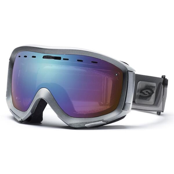 Smith Prophecy Goggles With Sensor Mirror Lens