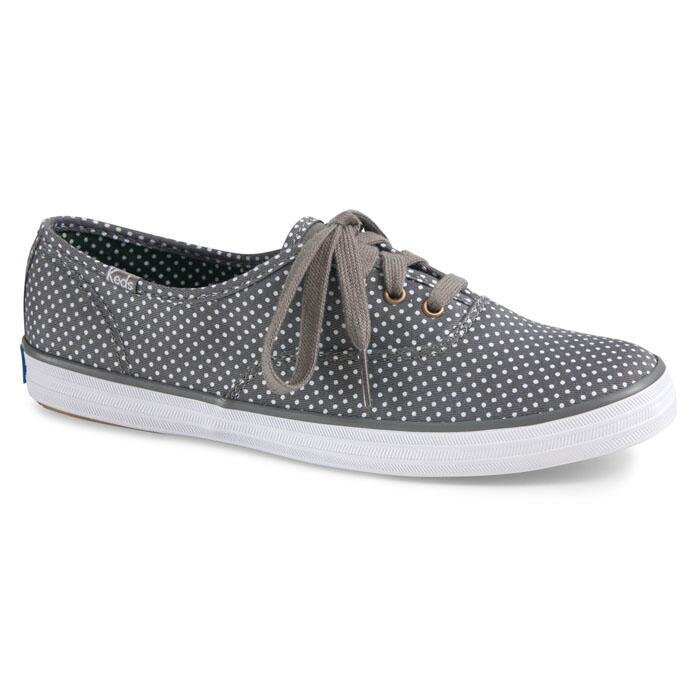 Keds Women's Champion Micro Dot Casual Shoes