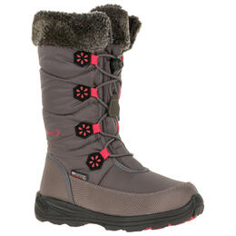 Kamik Toddler Girl's Ava Winter Boots Charcoal